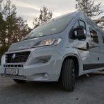 Reisemobil vom Knaus
